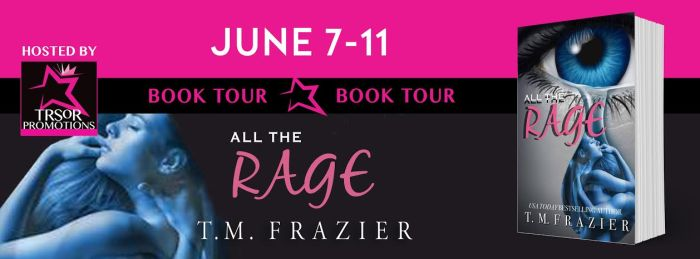 5🍀 Review All The Rage by TMFrazier