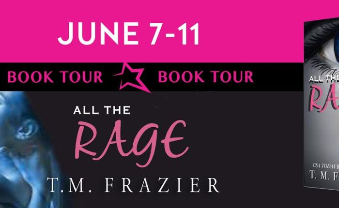 5🍀 Review All The Rage by TM Frazier