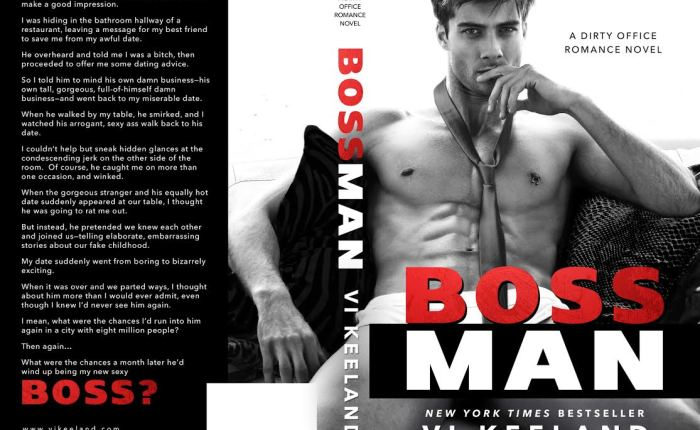 🌟🌟🌟Cover Reveal-Bossman by Vi Keeland🌟🌟🌟