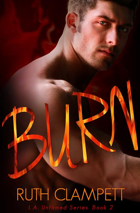 🌟🌟🌟 4 🍀 Review-Burn by Ruth Clampett 🌟🌟🌟
