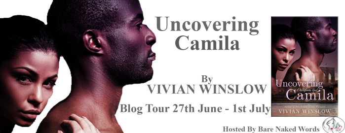 New Release-Uncovering Camila by Vivian Winslow