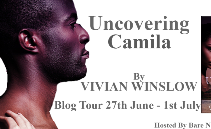 New Release-Uncovering Camila by VivianWinslow