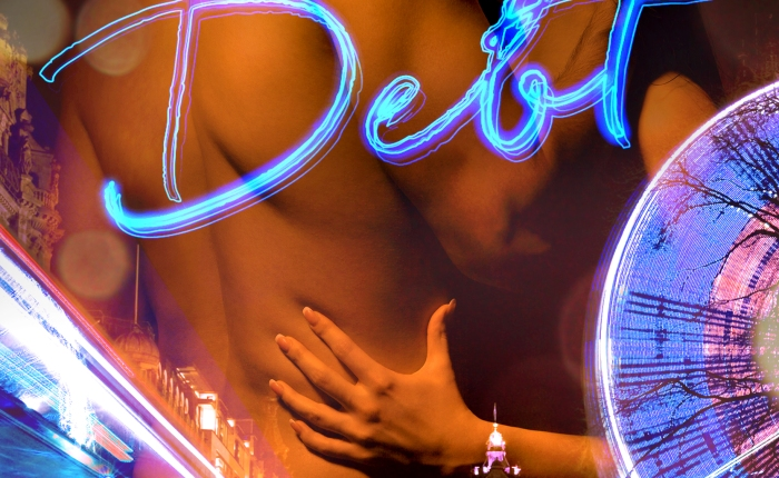 🌟🌟🌟COVER REVEAL-The Debt by Karina Halle🌟🌟🌟